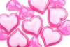 glossy hearts - photo/picture definition - glossy hearts word and phrase image