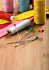 sewing stuff - photo/picture definition - sewing stuff word and phrase image