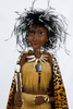 African queen doll - photo/picture definition - African queen doll word and phrase image