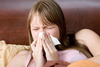 flu - photo/picture definition - flu word and phrase image