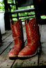 cowboy boots - photo/picture definition - cowboy boots word and phrase image