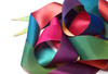 colorful ribbons - photo/picture definition - colorful ribbons word and phrase image