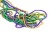 mardi gras beads - photo/picture definition - mardi gras beads word and phrase image
