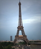 Eiffel-Tower - photo/picture definition - Eiffel-Tower word and phrase image