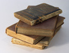 old books - photo/picture definition - old books word and phrase image