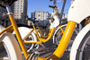 bikes for rent - photo/picture definition - bikes for rent word and phrase image