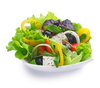 healthy salad - photo/picture definition - healthy salad word and phrase image