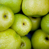 green apples - photo/picture definition - green apples word and phrase image