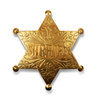 sheriff star - photo/picture definition - sheriff star word and phrase image