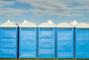portable toilet - photo/picture definition - portable toilet word and phrase image