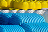 plastic tanks - photo/picture definition - plastic tanks word and phrase image