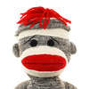 sock monkey - photo/picture definition - sock monkey word and phrase image