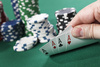 gambler - photo/picture definition - gambler word and phrase image
