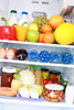 refrigirator - photo/picture definition - refrigirator word and phrase image