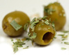 green olives - photo/picture definition - green olives word and phrase image