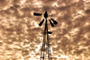 broken windmill - photo/picture definition - broken windmill word and phrase image