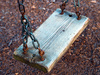 swing seat - photo/picture definition - swing seat word and phrase image