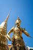 Kinnari statue - photo/picture definition - Kinnari statue word and phrase image