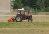 tractor - photo/picture definition - tractor word and phrase image