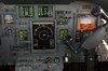 jet cockpit - photo/picture definition - jet cockpit word and phrase image