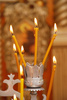 church candles - photo/picture definition - church candles word and phrase image