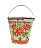 old bucket - photo/picture definition - old bucket word and phrase image
