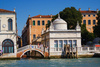 Venetian bridge - photo/picture definition - Venetian bridge word and phrase image
