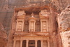 Treasure in Petra - photo/picture definition - Treasure in Petra word and phrase image