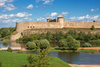 Ivangorod fortress - photo/picture definition - Ivangorod fortress word and phrase image
