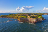 Suomenlinna fortress - photo/picture definition - Suomenlinna fortress word and phrase image