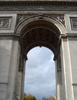 Triumphal Arch - photo/picture definition - Triumphal Arch word and phrase image