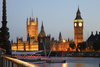 Westminster Palace - photo/picture definition - Westminster Palace word and phrase image