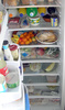 fridge - photo/picture definition - fridge word and phrase image