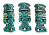 Mayan god statues - photo/picture definition - Mayan god statues word and phrase image