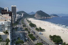 Copacabana Beach - photo/picture definition - Copacabana Beach word and phrase image
