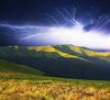 thunder storm - photo/picture definition - thunder storm word and phrase image