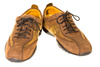 suede shoes - photo/picture definition - suede shoes word and phrase image