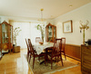 dining room - photo/picture definition - dining room word and phrase image