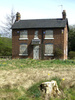 derelict house - photo/picture definition - derelict house word and phrase image
