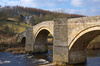Barden bridge - photo/picture definition - Barden bridge word and phrase image