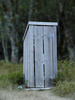 outhouse - photo/picture definition - outhouse word and phrase image
