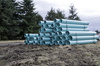 PVC pipes - photo/picture definition - PVC pipes word and phrase image