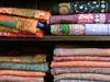fabrics - photo/picture definition - fabrics word and phrase image