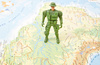 toy soldier - photo/picture definition - toy soldier word and phrase image