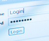 login - photo/picture definition - login word and phrase image