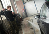 manual car washing - photo/picture definition - manual car washing word and phrase image