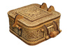 carved casket - photo/picture definition - carved casket word and phrase image