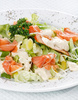 fish salad - photo/picture definition - fish salad word and phrase image