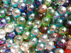 glass beads - photo/picture definition - glass beads word and phrase image