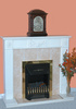 fireplace - photo/picture definition - fireplace word and phrase image